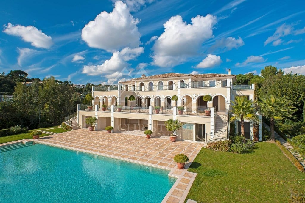 Cannes – Super Cannes – Florentine style new property