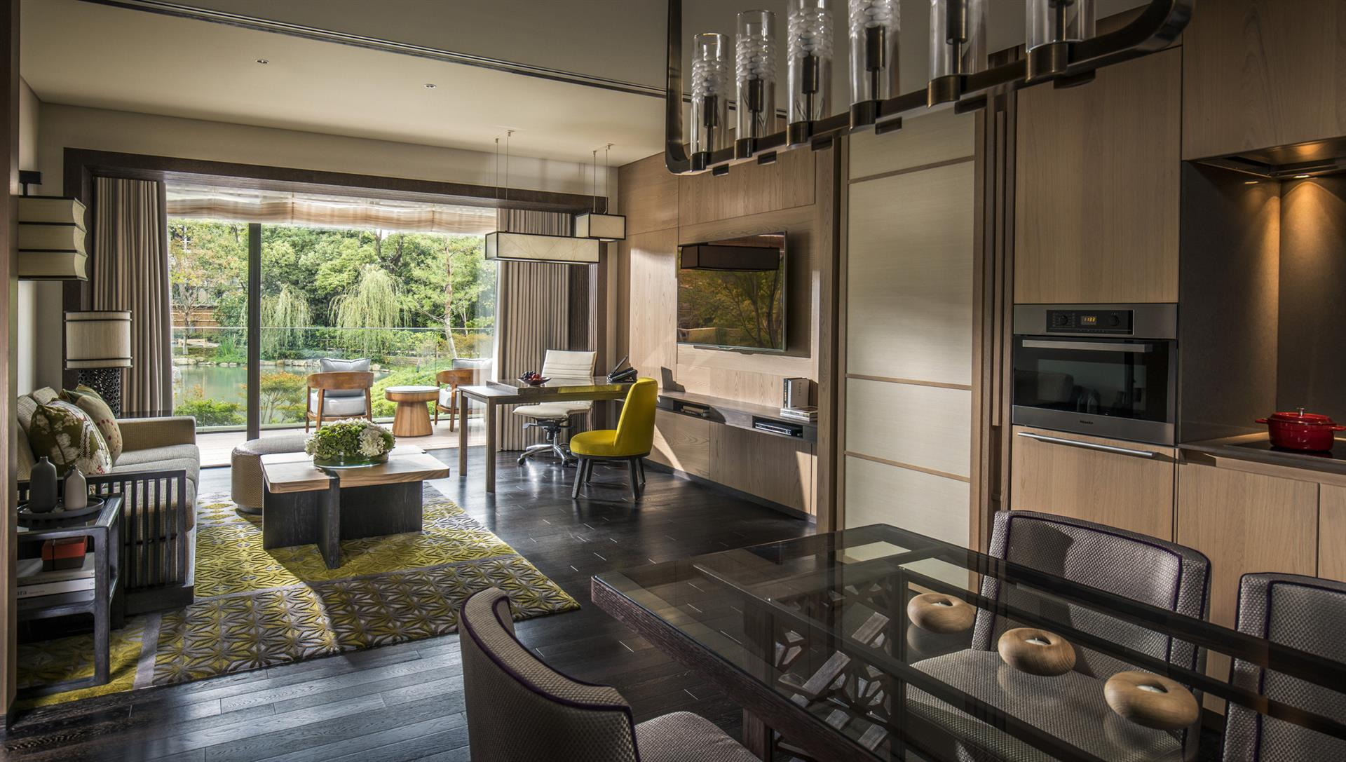 Four Seasons Hotel Residences Kyoto