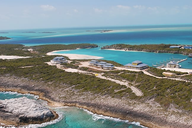 Cave Cay Private Island