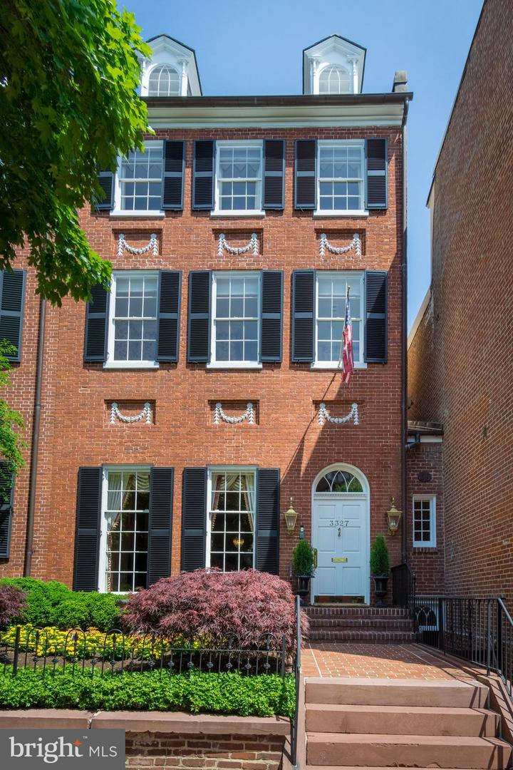 Townhouse, End of Row/Townhouse – WASHINGTON, DC