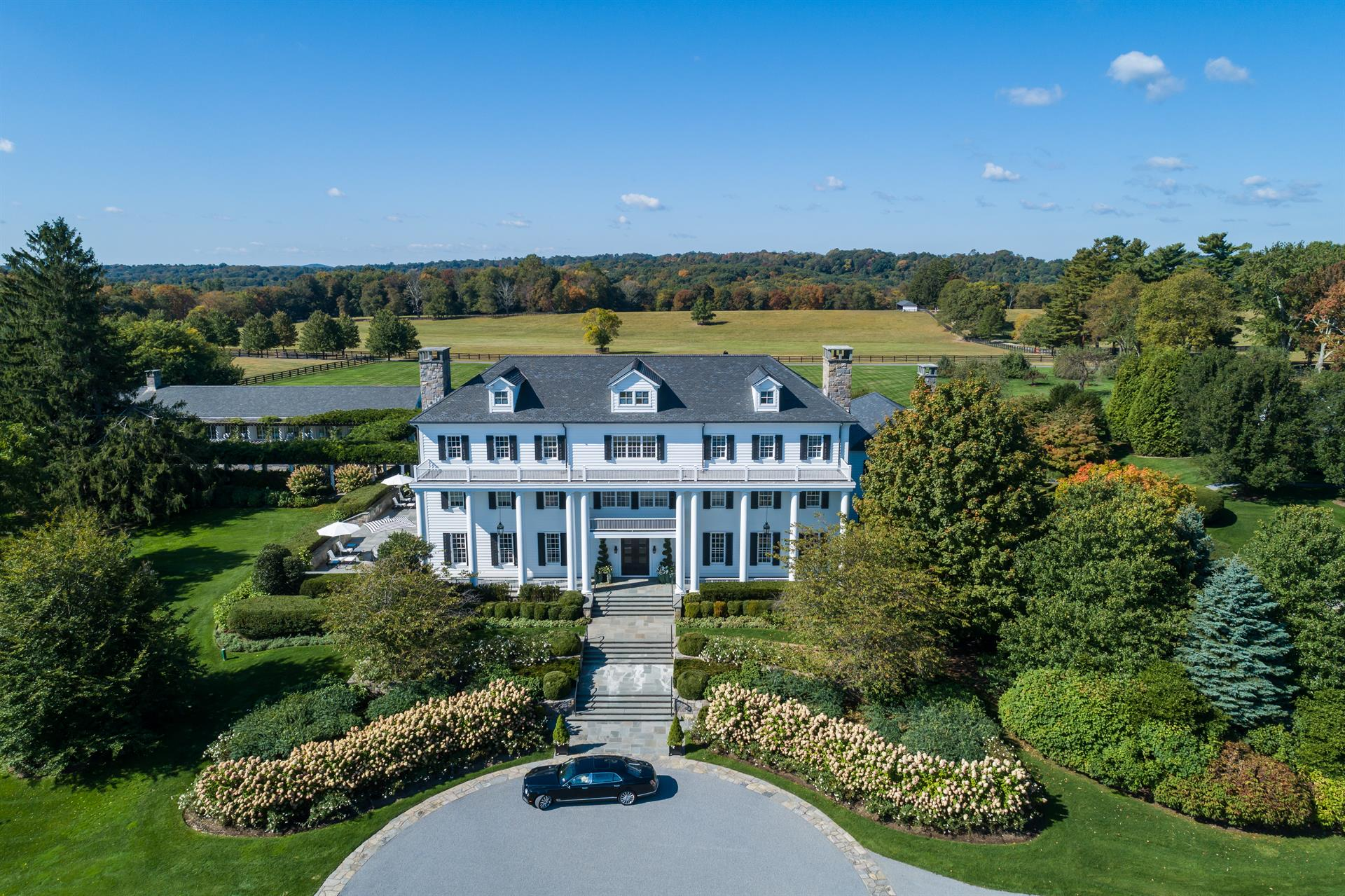 Stonewall Farm, A Magnificent 740 Acre Estate in Westchester County
